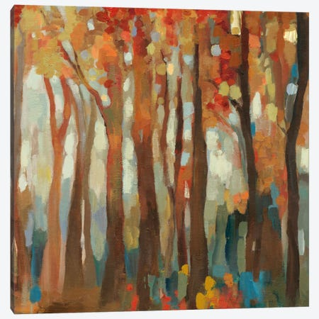 Marble Forest III Canvas Print #ALP125} by Allison Pearce Canvas Art
