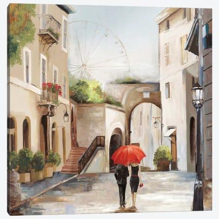 Old Town Canvas Print #ALP134} by Allison Pearce Canvas Print