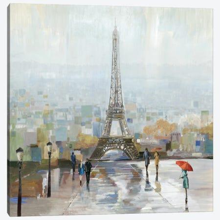 Paris Canvas Print #ALP141} by Allison Pearce Canvas Art Print