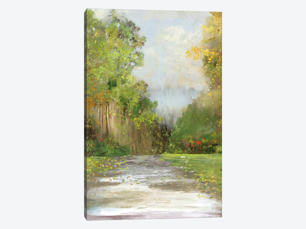 Path by Allison Pearce 1-piece Canvas Wall Art