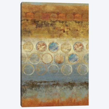 Playful I Canvas Print #ALP152} by Allison Pearce Canvas Art