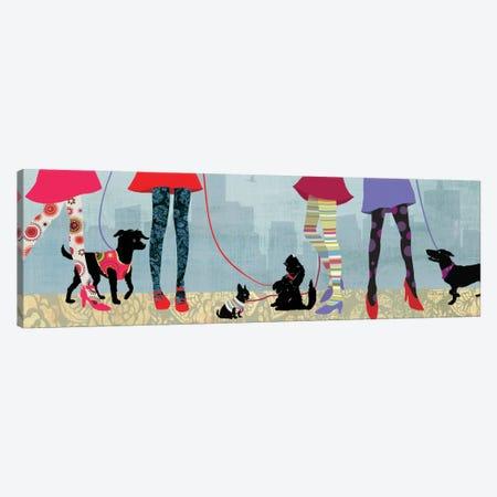 Quality Time II Canvas Print #ALP157} by Allison Pearce Canvas Print