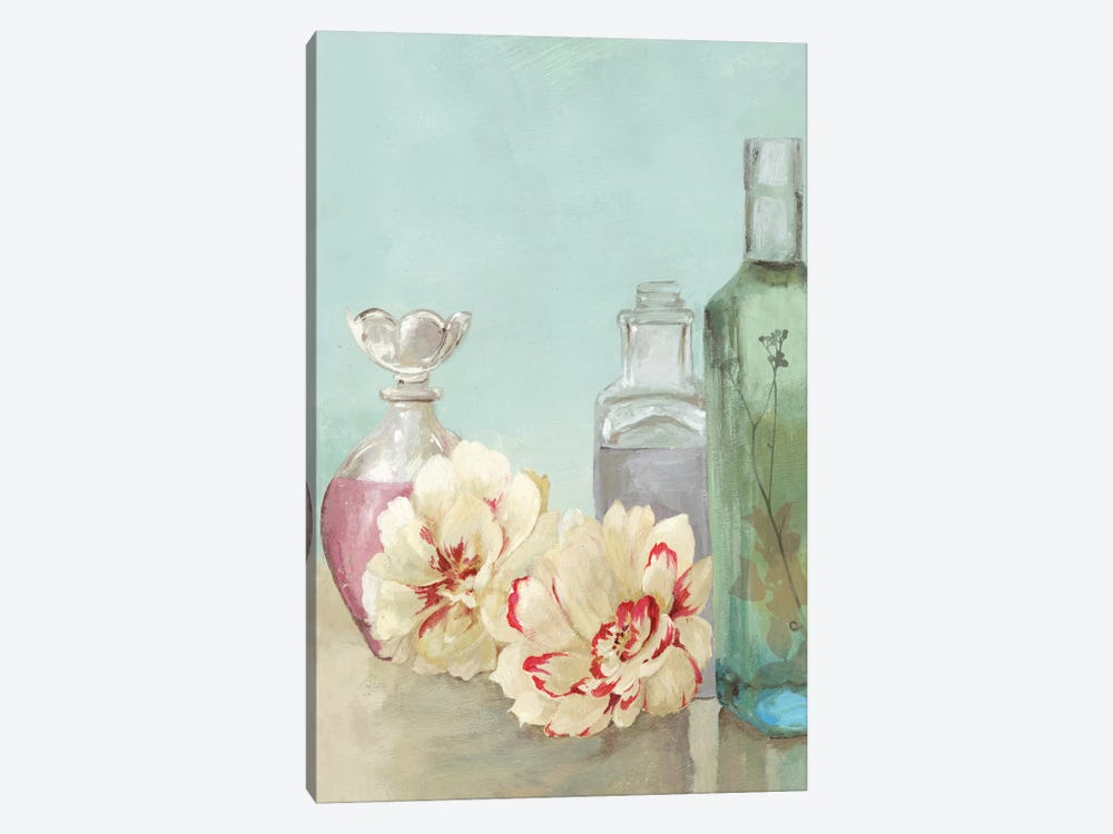 Relaxing Spa by Allison Pearce 1-piece Canvas Wall Art