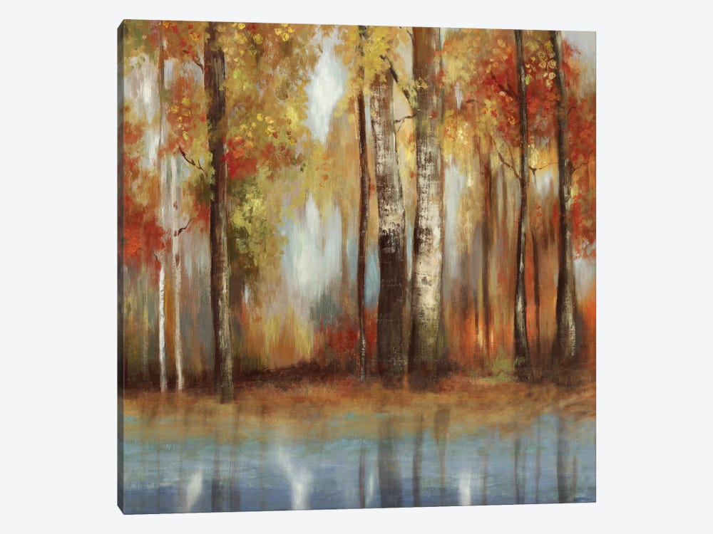 Soft Light II by Allison Pearce 1-piece Canvas Artwork