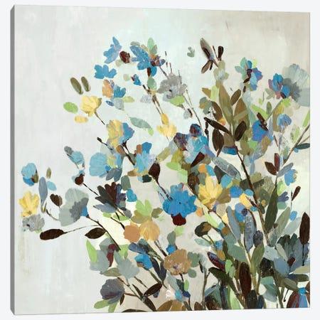 Spring Flowers Canvas Print #ALP184} by Allison Pearce Canvas Artwork