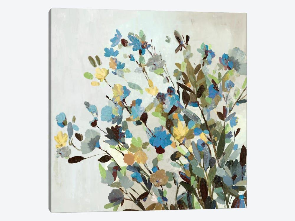 Spring Flowers by Allison Pearce 1-piece Canvas Art Print