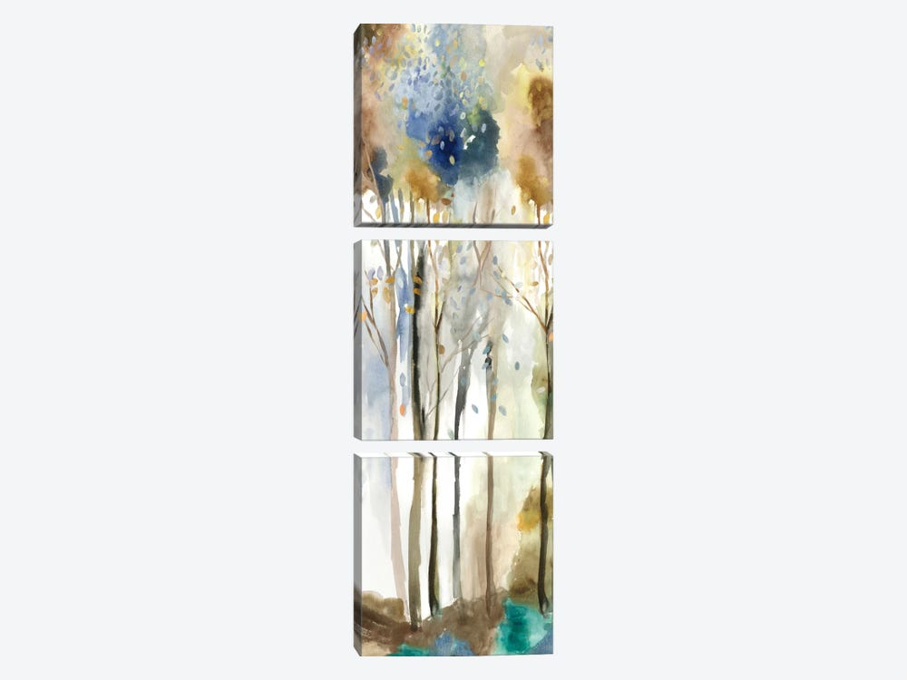 Standing Tall III by Allison Pearce 3-piece Canvas Artwork
