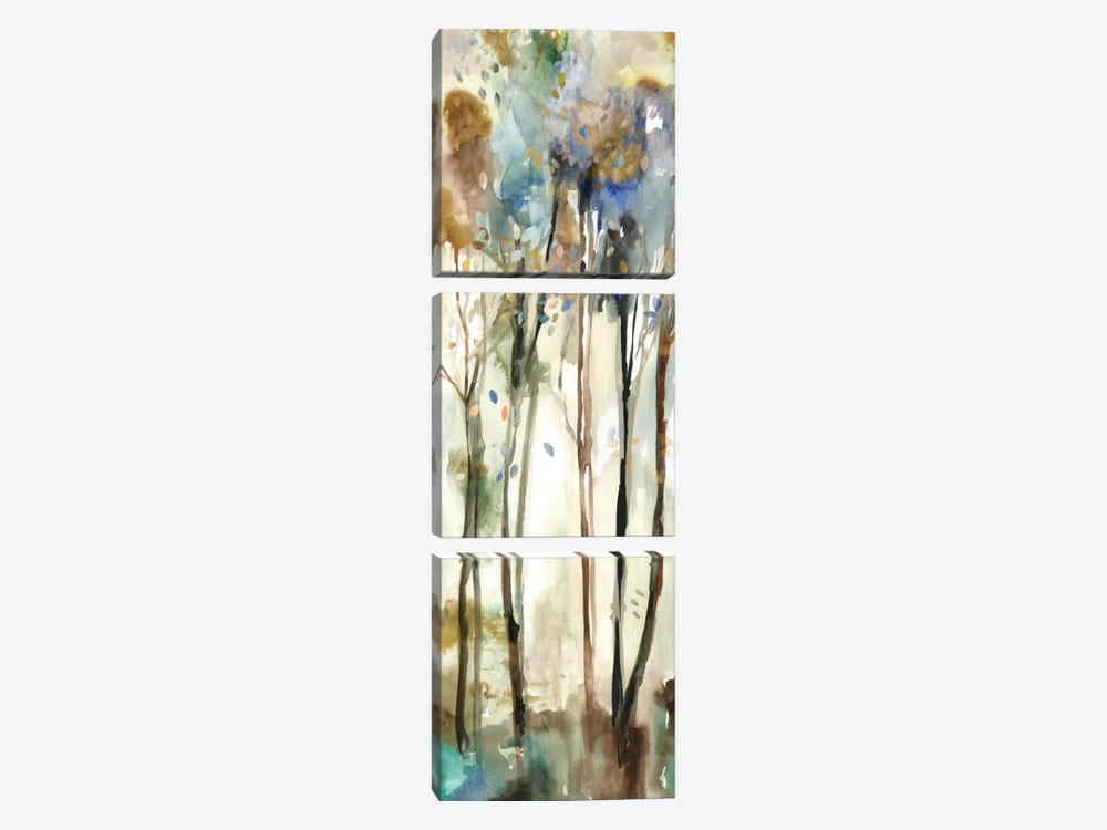 Standing Tall V by Allison Pearce 3-piece Canvas Art