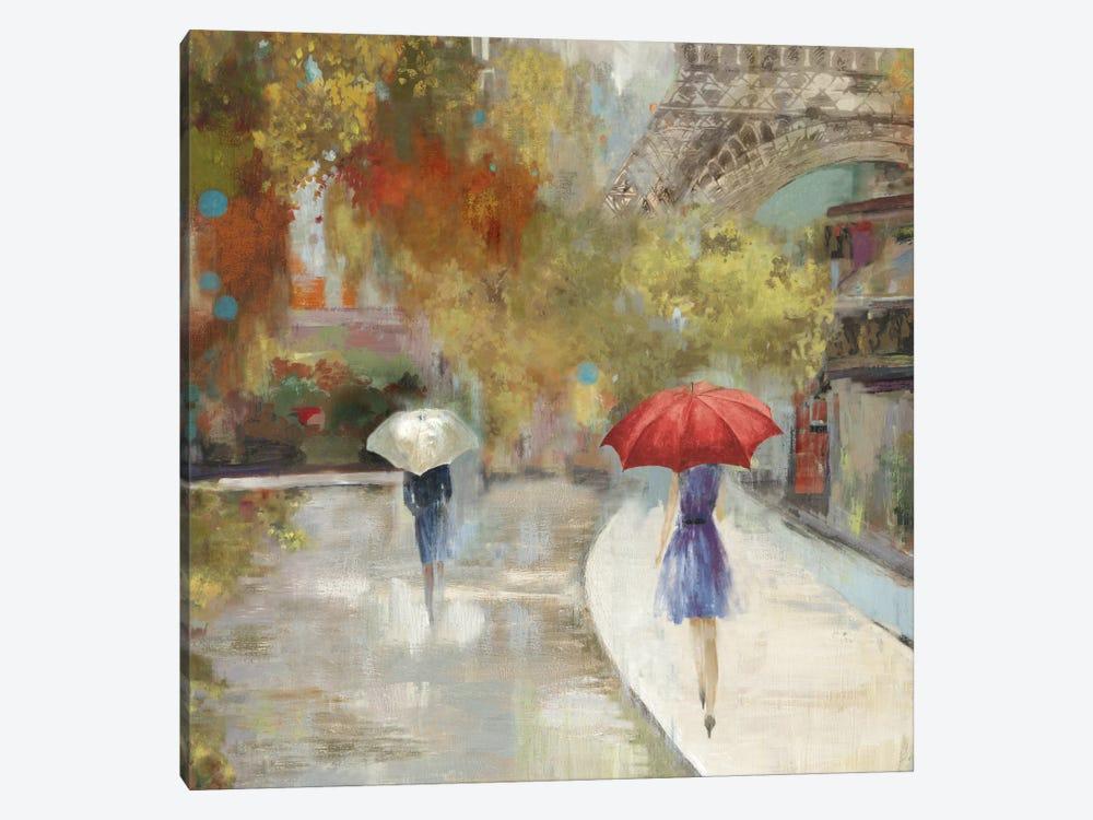 Sunlight Avenue I by Allison Pearce 1-piece Canvas Art