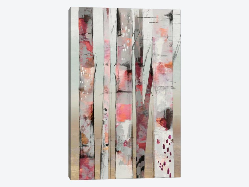Sunset Birch I by Allison Pearce 1-piece Canvas Art Print