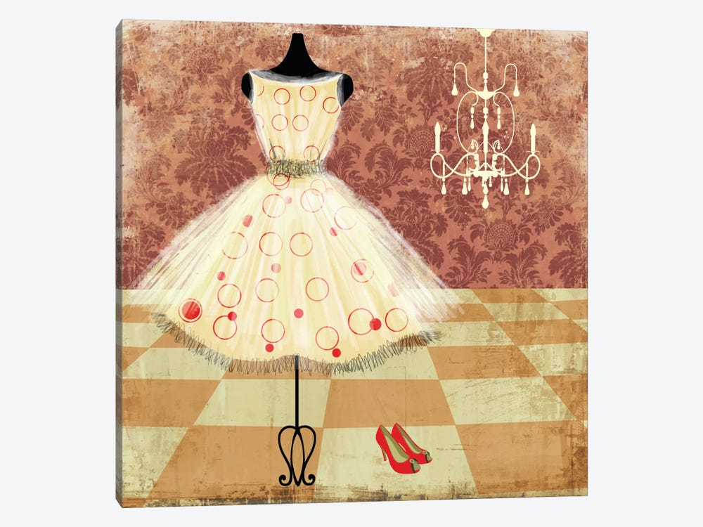 All Dressed by Allison Pearce 1-piece Canvas Art