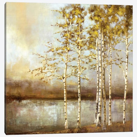 Swaying Together Canvas Print #ALP204} by Allison Pearce Art Print