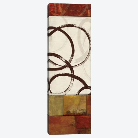 Symphony II Canvas Print #ALP209} by Allison Pearce Canvas Artwork