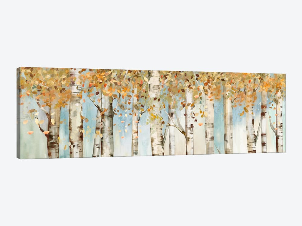 Birch Country by Allison Pearce 1-piece Canvas Artwork
