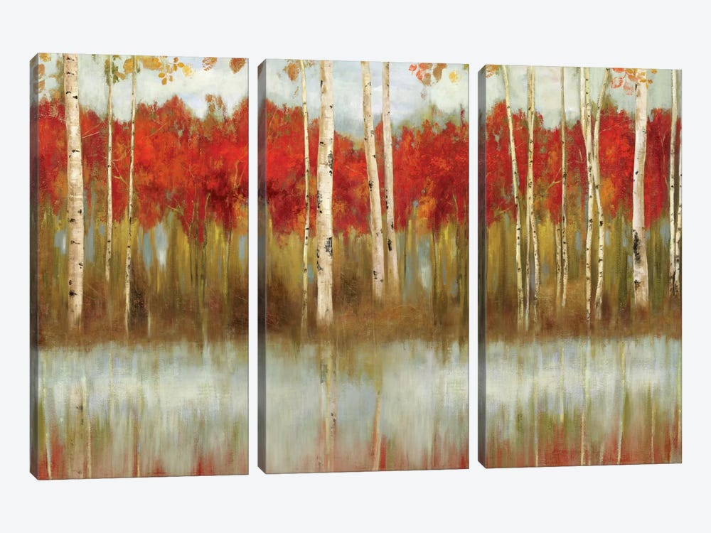 The Edge 3-piece Canvas Print
