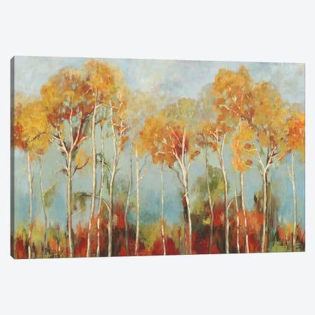 Up Front Canvas Print #ALP221} by Allison Pearce Canvas Artwork