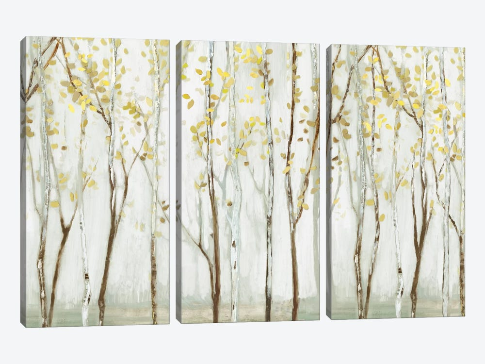 Long Landscape by Allison Pearce 3-piece Canvas Art