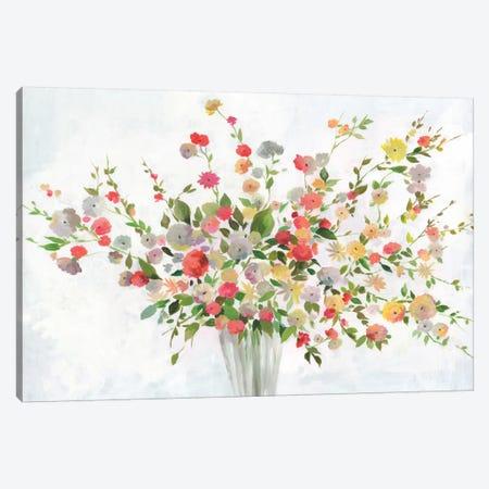 New Spring Bouquet Canvas Print #ALP238} by Allison Pearce Canvas Art Print