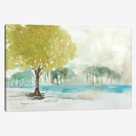 Solitude Canvas Print #ALP243} by Allison Pearce Canvas Wall Art