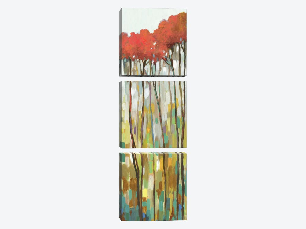 Standing Tall II by Allison Pearce 3-piece Canvas Wall Art
