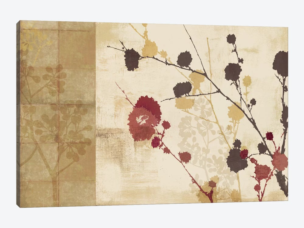 Blossoming I by Allison Pearce 1-piece Canvas Artwork