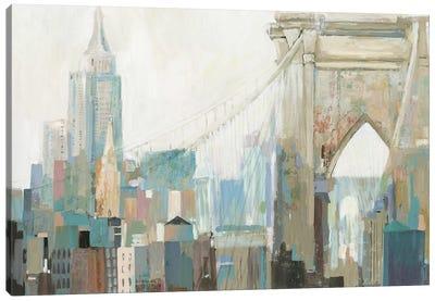 City Life I Canvas Art Print