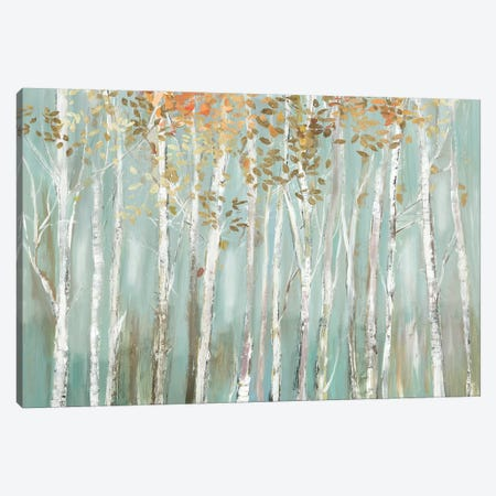 Enchanted Forest Canvas Print #ALP263} by Allison Pearce Canvas Art
