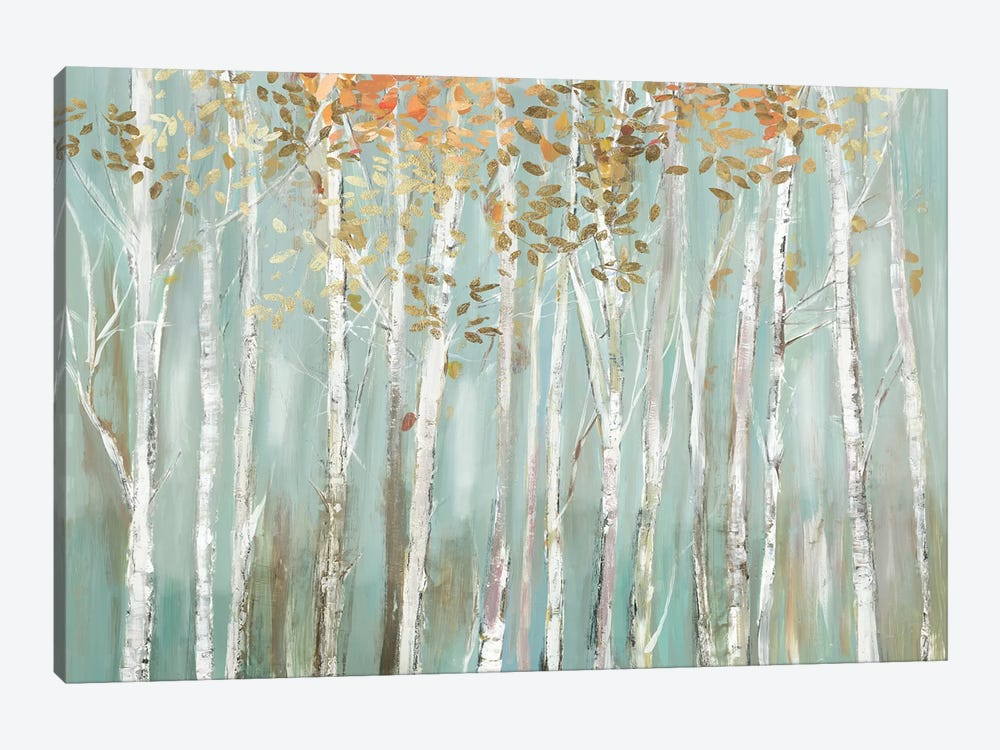 Enchanted Forest by Allison Pearce 1-piece Canvas Wall Art