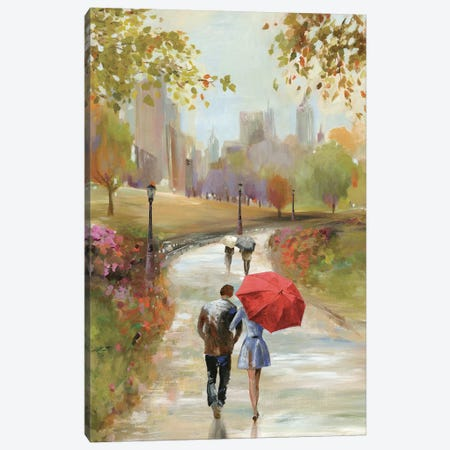 Endearment Canvas Print #ALP264} by Allison Pearce Art Print