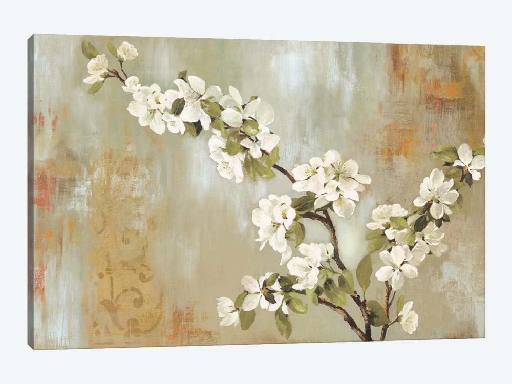 Blossoms In Bloom by Allison Pearce 1-piece Canvas Art