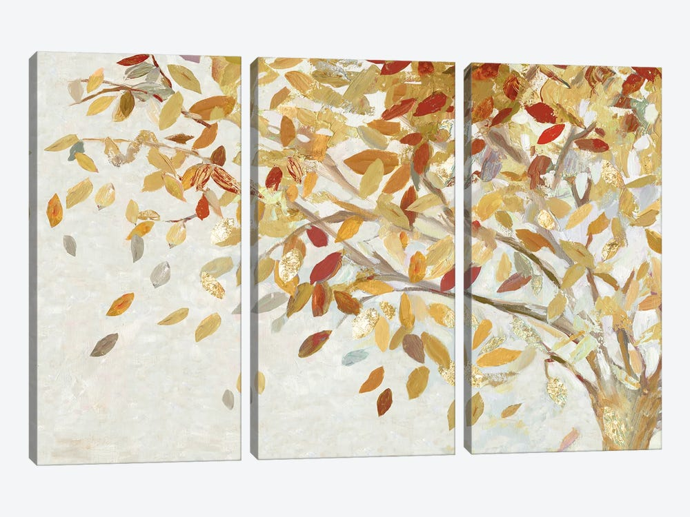 Whisper In The Wind I by Allison Pearce 3-piece Canvas Wall Art