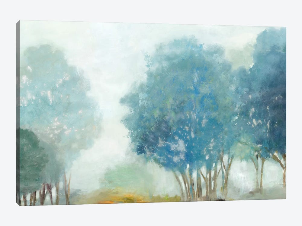 Blueberry Hill by Allison Pearce 1-piece Art Print