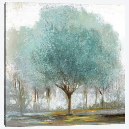 By The Treeside II Canvas Print #ALP280} by Allison Pearce Canvas Wall Art