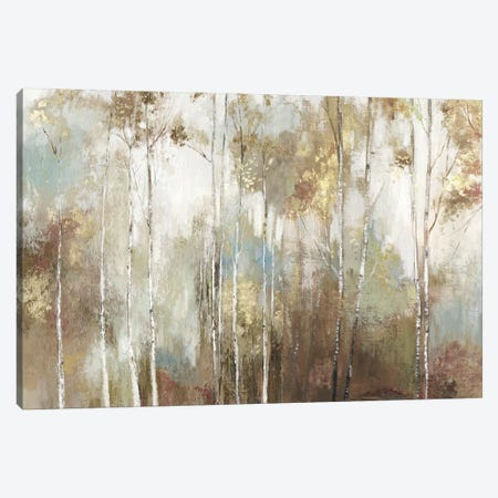 Fine Birch III 3-Piece Canvas #ALP287} by Allison Pearce Canvas Art Print