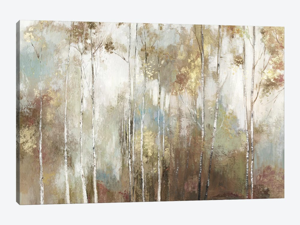 Fine Birch III by Allison Pearce 1-piece Canvas Art