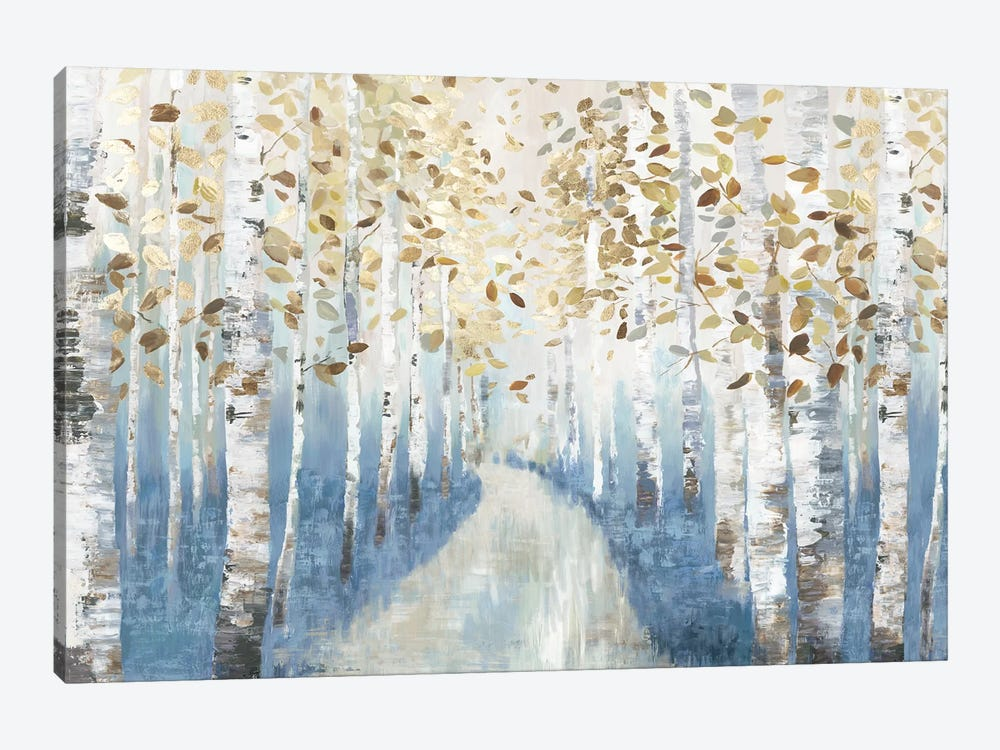New Path I by Allison Pearce 1-piece Canvas Art