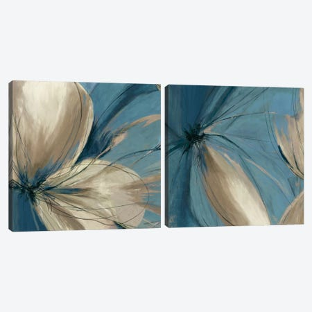Katsura Diptych Canvas Print Set #ALP2HSET002} by Allison Pearce Canvas Art