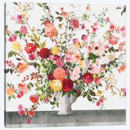 Poetic Canvas Print #ALP300} by Allison Pearce Canvas Print