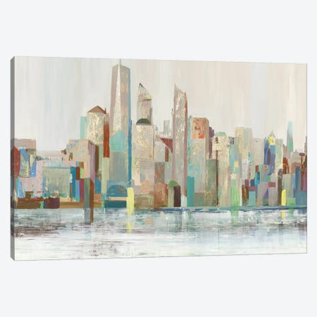 Metropolitan Canvas Print #ALP319} by Allison Pearce Canvas Artwork