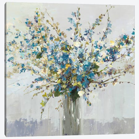 Bouquet Canvas Print #ALP31} by Allison Pearce Canvas Wall Art