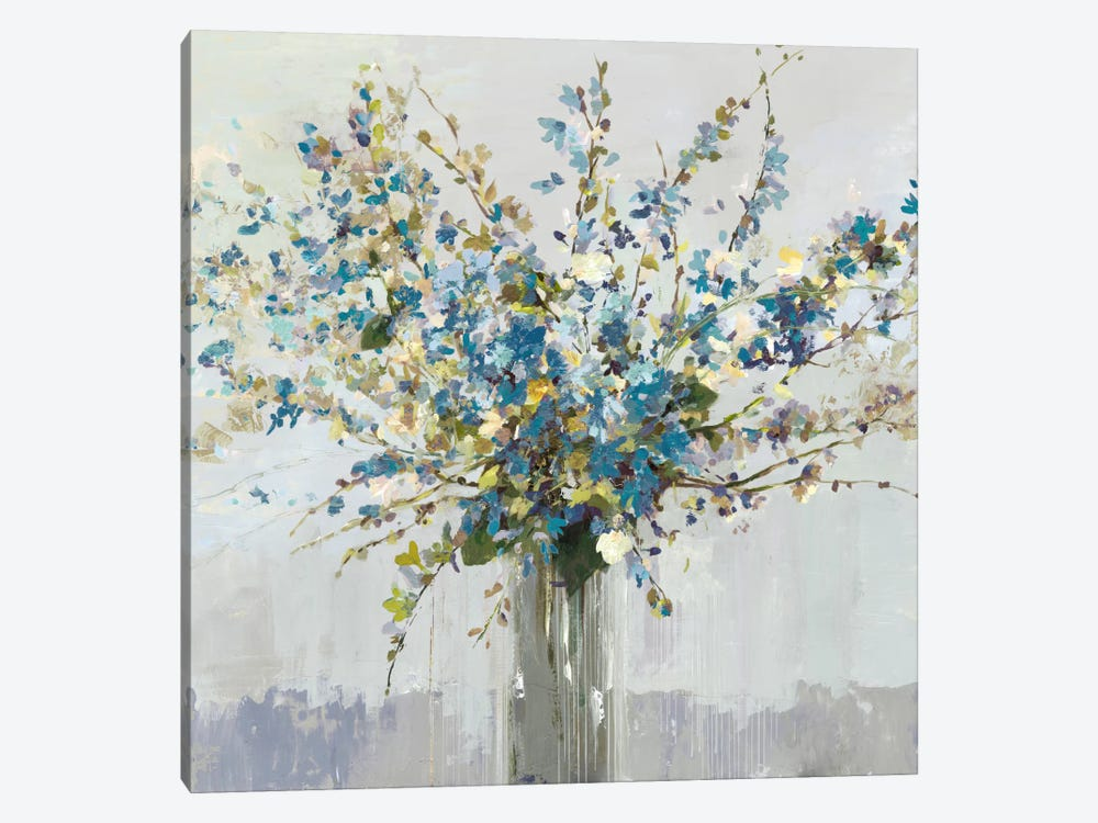 Bouquet by Allison Pearce 1-piece Canvas Art
