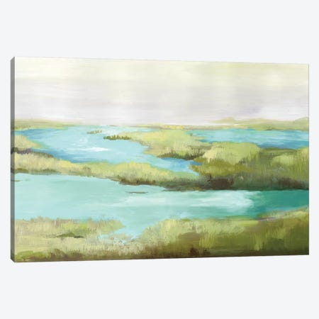 Paradis Perdus  Canvas Print #ALP321} by Allison Pearce Canvas Art Print