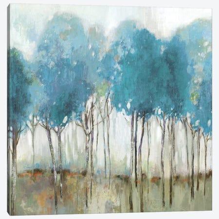 Misty Meadow I 3-Piece Canvas #ALP329} by Allison Pearce Canvas Print