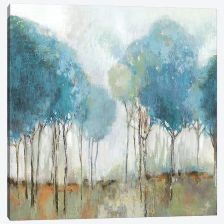 Misty Meadow II 3-Piece Canvas #ALP330} by Allison Pearce Canvas Art