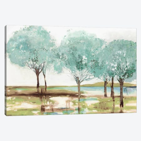 Summer Transition Canvas Print #ALP344} by Allison Pearce Canvas Artwork
