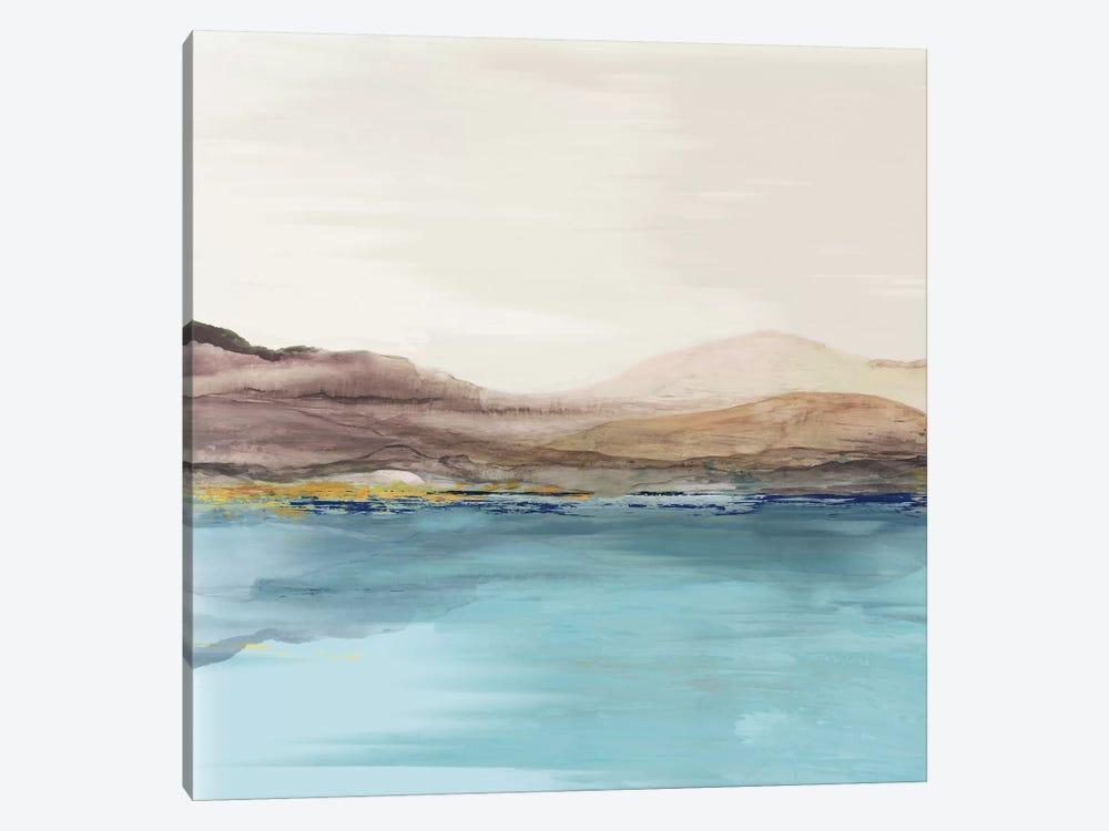 Feel Slow  by Allison Pearce 1-piece Canvas Artwork