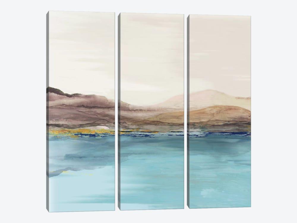 Feel Slow  by Allison Pearce 3-piece Canvas Wall Art