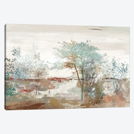 Autumn Silence Canvas Print #ALP367} by Allison Pearce Canvas Art