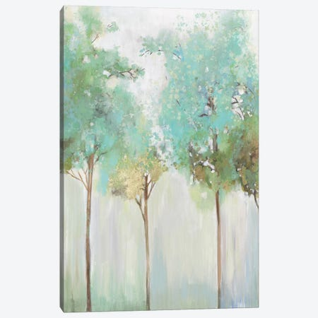 Enlightenment Forest I  Canvas Print #ALP368} by Allison Pearce Canvas Print