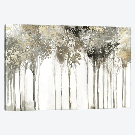 Golden Forest Lookout  Canvas Print #ALP373} by Allison Pearce Canvas Art